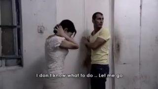 اغتصاب حقيقى لديانا حداد أنبوب العربي البري
